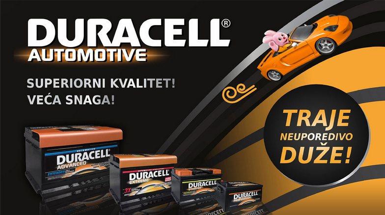 Akumulatori DURACELL - kompletna ponuda
