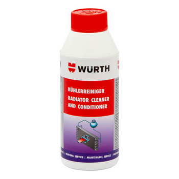 Čistač rashladnog sistema - WURTH Radiator Cleaner and Conditioner 250ml