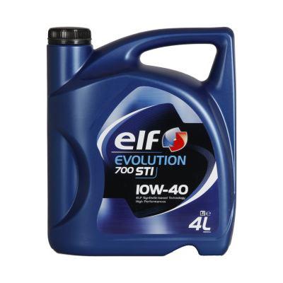 Ulje za motor - ELF EVOLUTION 700 STI - 10W-40 4L