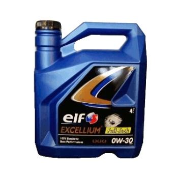Ulje za motor - ELF EXCELLIUM FULL-TECH - 0W-30  4L