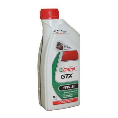 Ulje za motor - CASTROL GTX - 15W-50 1L