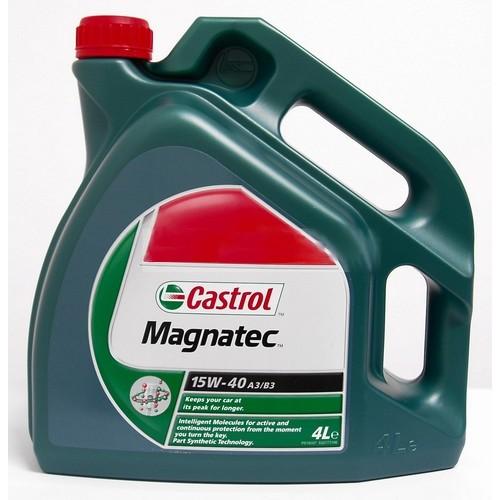 Ulje za motor - CASTROL MAGNATEC 15W-40 4L
