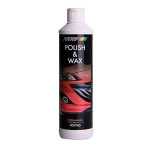 Polir pasta sa voskom MOTIP