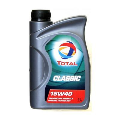 Ulje za motor - TOTAL CLASSIC - 15W-40 1L