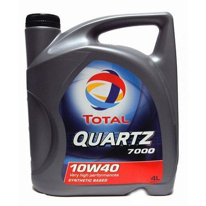 Ulje za motor - TOTAL Q7000 - 10W-40 4L