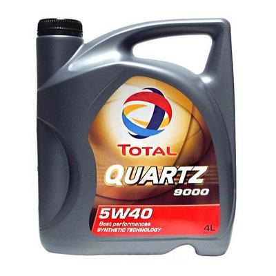 Ulje za motor - TOTAL Q9000 - 5W-40 4L
