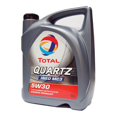 Ulje za motor - TOTAL QUARTZ INEO MC3 - 5W-30 5L