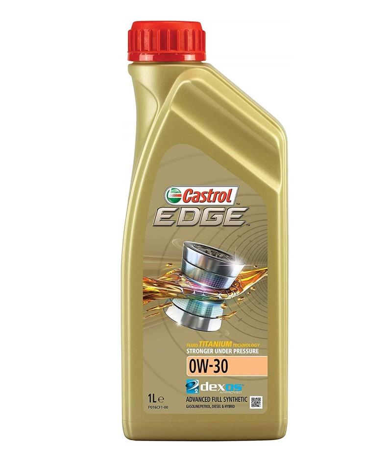 Ulje za motor - CASTROL EDGE - 0W-30 Long Life 1L