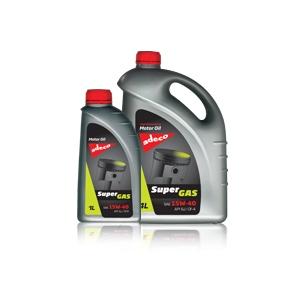 ADECO SUPER GAS 15W-40 LPG/CNG 1L